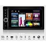 Dynavin DVN-6205 Multimedia Navigation N6 industriewaage con software de navegación iGo Primo