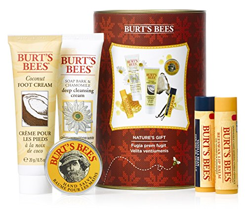burts-bees-natures-gift-5-piece-gift-set