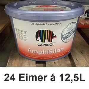24x caparol amphisilan nqg 12 5 liter 300 liter k che haushalt. Black Bedroom Furniture Sets. Home Design Ideas