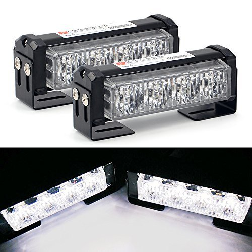 2X 4-LED-Rundumleuchten, Mesllin 5