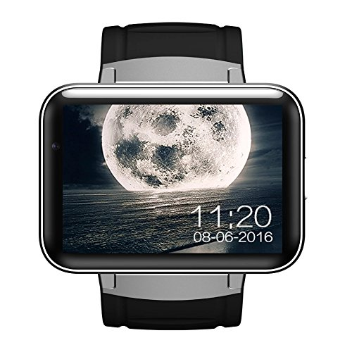 ANDROID WIFI WATCHPHONE ,SIM ,5 MP CAMERA WITH BLUETOOTH DIALER 4GB INTERNAL STORAGE (NOT EXPANDABLE),SPEAKER AND MICROPHONE,AUDIO PLAYER,PEDOMATER,ANTI LOST ,(FACEBOOK AND WHATSAPP PRE INSTALLED) CALL NOTIFICATION