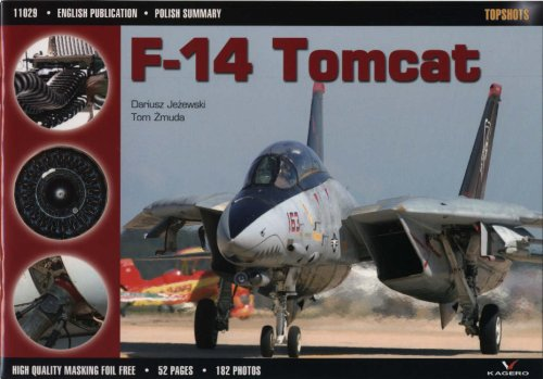 F-14 Tomcat (Topshots) por Dariusz Jezewski