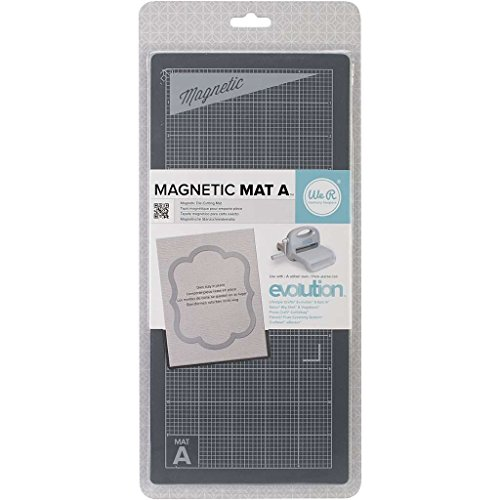 We R Memory Keepers Magnetic Mat for Arts and Crafts, Evolution 1 - 2-Pack (Evolution Memories We R)