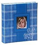 Fresh Colour Fotoalbum in 30x30 cm 100 Seiten Jumbo Foto Album Buchalbum: Farbe: Blau