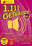 Produkt-Bild: 1.111 Geräusche, CD-ROM MP3 unterstützende Software