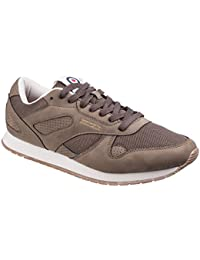 Lambretta Mens Sprint Cushioned Lace Up Running Jogging Trainers Shoes