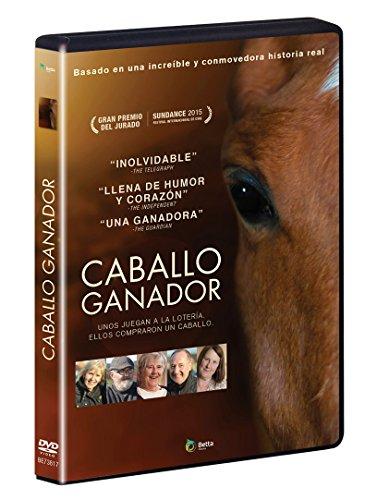 caballo-ganador-dark-horse-dvd