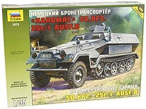 Zvezda - Maqueta de Tanque Escala 1:35 (Z3572)
