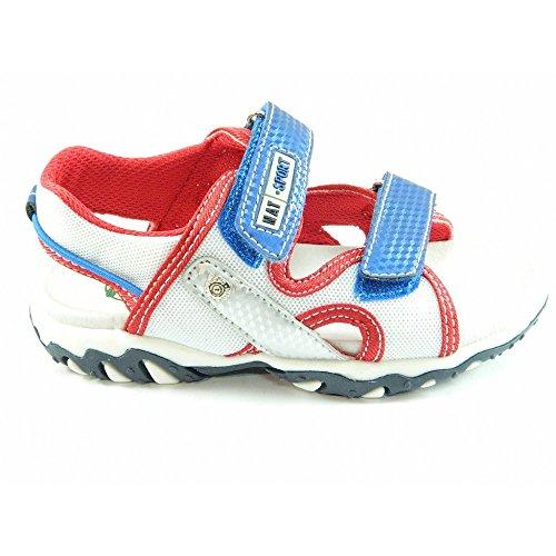 Naturino - Naturino sandalI bambino 255 blu - Blu, 24