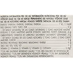 Paquete de 12 sobres bebida Bolero sabor Lima
