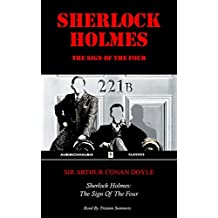 Sherlock Holmes - The Sign Of The Four (with illustrative calligraphy) (English Edition)