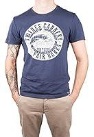 Tom Tailor Herren T-Shirt dunkelblau
