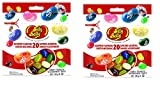 #2: Jelly Belly 20 Flavour Pouch 100g X 2