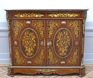 Commode style baroque rococo buffet style ancien laMo0027A02/12