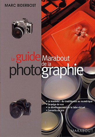 Marc Biderbost - Le guide Marabout de la