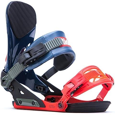 EX - All Mountain Snowboard Attacchi