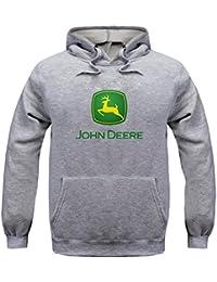New John Deere Basic For Boys Girls Hoodies Sweatshirts Pullover Outlet