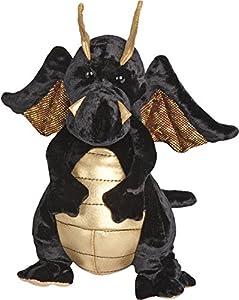 Cuddle Toys 719-23cm de Alto-Peluche de dragón de Merlin