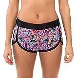Body Glove Crossover Fly Challenge Hybrid Short Bikini Femme, Multicolore, S