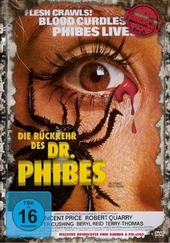 Bild von Die Rückkehr des Dr. Phibes (Horror Cult, Uncut)