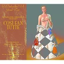 OPD 7013 Mozart-Cosí fan tutte: Italian-English Libretto (Opera d'Oro Grand Tier) (English Edition)