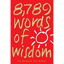 8,789 Words of Wisdom (English Edition)