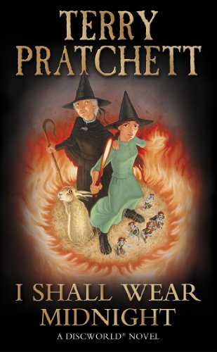 Cover of I Shall Wear Midnight (Discworld 38)