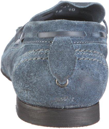 Hudson Merlin 5104220, Chaussures basses homme Bleu-TR-DL