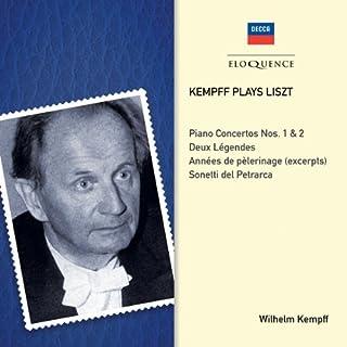 WILHELM Kempff Plays Liszt by Wilhelm Kempff (B00EMAGFMG) | Amazon Products