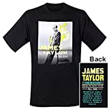 Photo de James Taylor - T-shirt - Homme noir noir par James Taylor