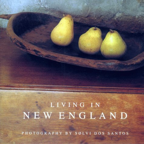 Living in New England by Solvi dos Santos (2000-09-11)