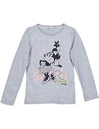 Disney Minnie Mouse HS1494 - Camiseta de manga larga