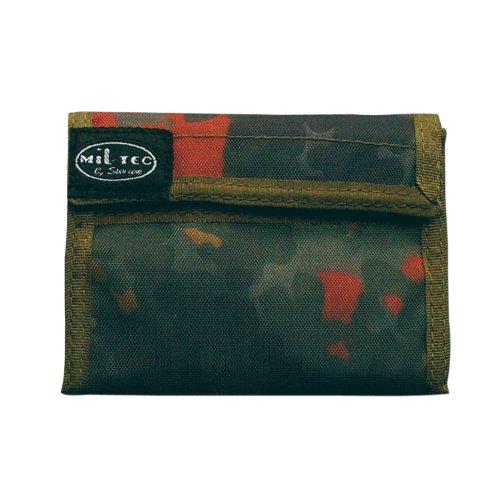 Portemonnaie flecktarn