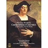 Christophe Colomb : Paradis perdus (Coffret Livre-Disque 2 CD)