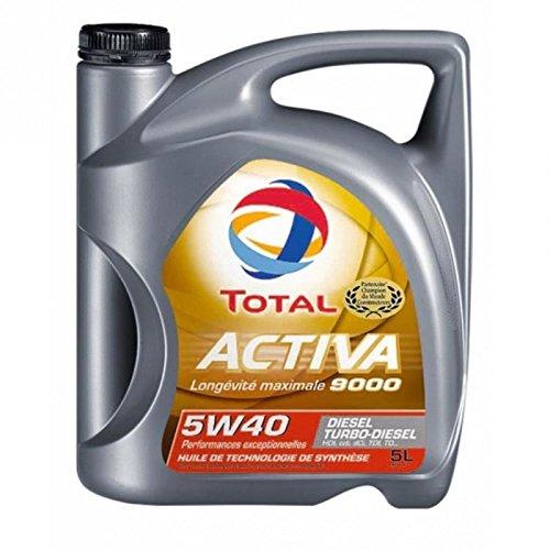 TOTAL ACTIVA 9000 5L DSL 5W40