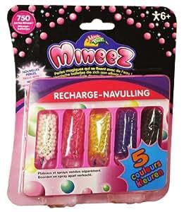 Mineez - M10619 - Loisir Créatif - Recharges Perles Mineez