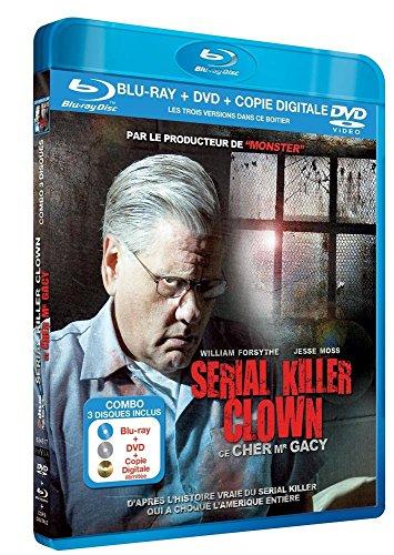 Serial Killer Clown : Ce Cher Monsieur Gacy [Combo Blu-ray + DVD + Copie digitale]