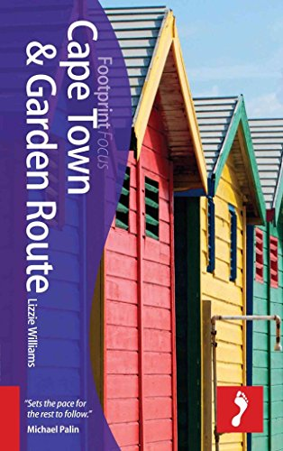 [(Cape Town & Garden Route : Includes Stellenbosch, Paarl, Hermanus, Plettenberg Bay)] [By (author) Lizzie Williams] published on (June, 2014) Bay Cape