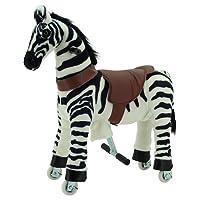 Sweety Toys 7233 ZEBRA 3 to 6 years -RIDING ANIMAL