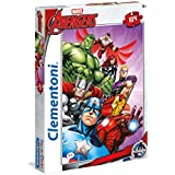 Clementoni - Puzzle Vengadores/Avengers, 104 piezas (279319)