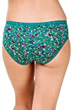 Masha Women Printed Multicolor Bikini Panties