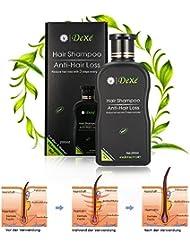 Haarshampoo, LuckyFine gegen Haarausfall, Haarausfall stoppen, Anti Haarverlust, Haar schützen,, Haarausfall enden