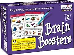 Creative Educational Aids 0988 Brain Boosters - II
