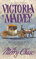 A Merry Chase (Sonnet Books) by Victoria Malvey (2000-04-01)
