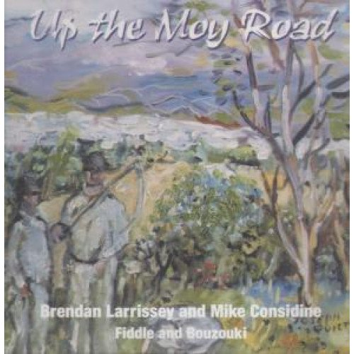 Up The Moy Road - Irish Music On Fiddle And Bouzouki