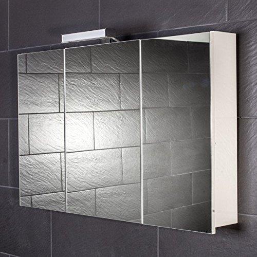 Spiegelschrank START - 100 cm