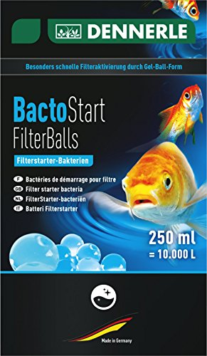 Dennerle BactoStart FilterBalls 250ml