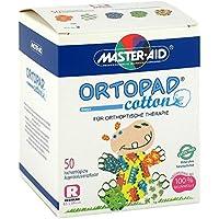 ORTOPAD cotton boys regular Augenokklusionspflast. 50 St Pflaster preisvergleich bei billige-tabletten.eu