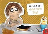 10er-Pack: Postkarte A6 +++ WIWALDI von modern times +++ NICHT MEIN TAG - CHARMING TRAUDL +++ MODERN TIMES bigSmile Entertainment GmbH/WIWALDI