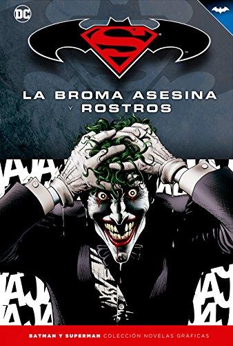 Batman y Superman - Colección Novelas Gráficas número 04: La Broma